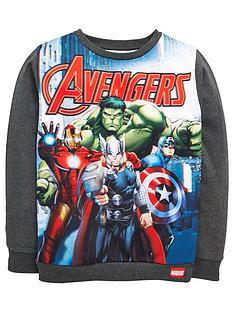 marvel-boys-avengers-team-sweat-top