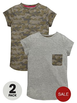 v-by-very-girls-camouflage-t-shirts-2-pack