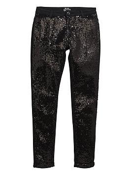 v-by-very-girls-blingnbspsequin-front-skinny-jeans