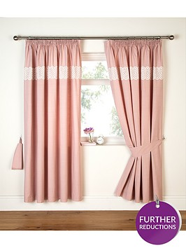 floral-geo-applique-pleated-curtains-in-pink