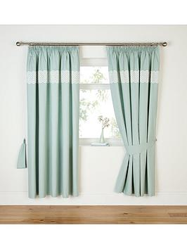 floral-geo-applique-pleated-curtains-in-duck-egg