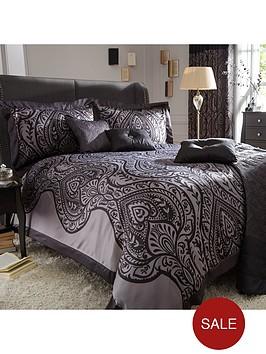 laurence-llewelyn-bowen-jacquard-duvet-cover-set-black