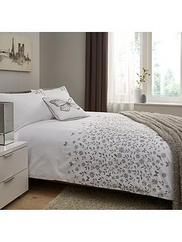 embroidered-mini-leaf-border-duvet-set-whitegrey