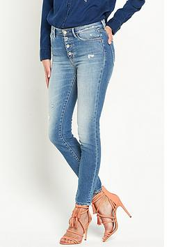 guess-guess-high-waisted-button-front-skinny-jean