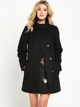 guess-nisa-chunky-boucle-coat