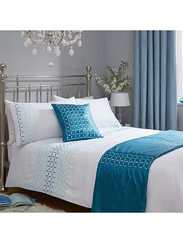 geo-ombre-embroidered-bed-in-a-bag-teal