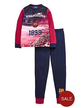 barcelona-fc-boys-football-pyjamas