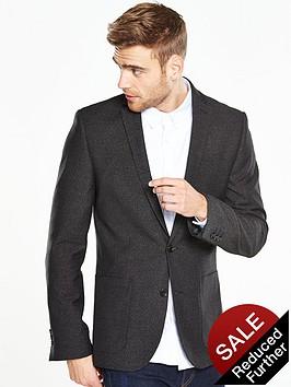 v-by-very-slim-fit-pin-dot-blazer