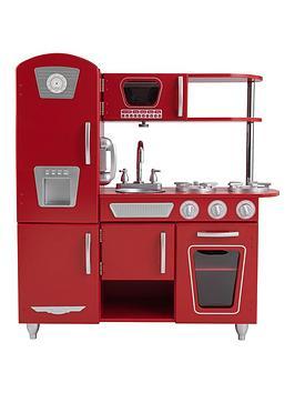 kidkraft-vintage-kitchen-red