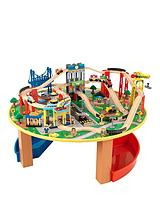 City Explorer Train Set & Table
