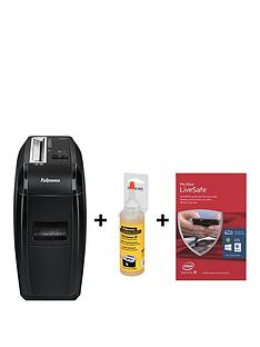 fellowes-powershrednbsp21csnbspcross-cut-shredder-with-free-shredder-performance-oil-and-mcafeenbsplivesafebr-br