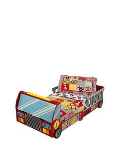 kidkraft-firetruck-toddler-bed