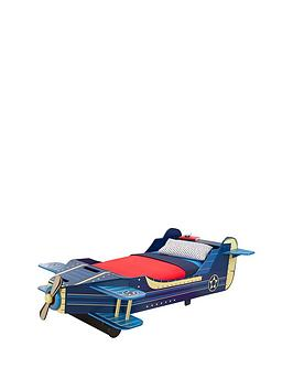kidkraft-airplane-toddler-bed