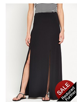 v-by-very-petite-double-split-front-maxi-skirt