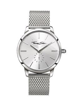 thomas-sabo-eternal-women-silver-dial-stainless-steel-mesh-bracelet-ladies-watch