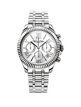 thomas-sabo-divine-silver-tone-dial-chronograph-ladies-watch