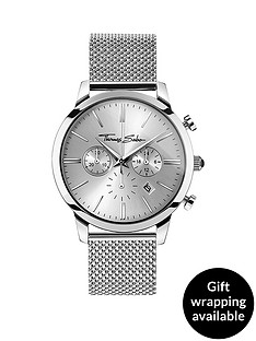 thomas-sabo-eternal-rebel-chronographnbspstainless-steel-mesh-bracelet-watch