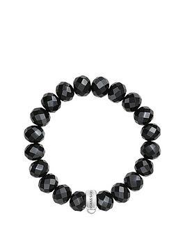 thomas-sabo-charm-club-black-obsidian-stone-bracelet