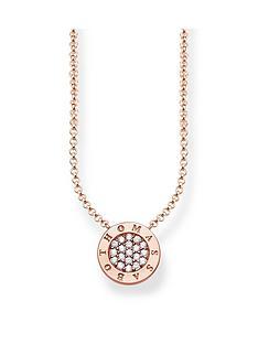 thomas-sabo-classic-logo-pendant-necklace-in-rose-goldnbspplus-free-diamond-bracelet