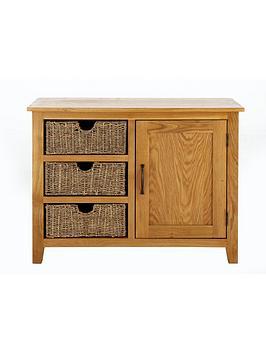 london-seagrass-ready-assembled-compact-oak-sideboard