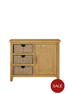 london-seagrass-oak-ready-assembled-compact-sideboard
