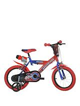 Spiderman 16inch Bicycle