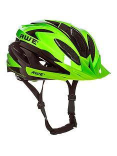 awe-aweairtrade-in-mould-helmet-green-58-61cm