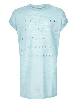 river-island-girls-light-blue-foil-print-tunicnbsp