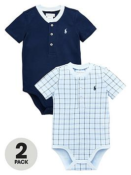 ralph-lauren-baby-boys-bodysuits-2-pack
