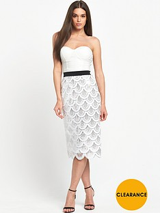 rare-sequin-scalloped-midi-dress