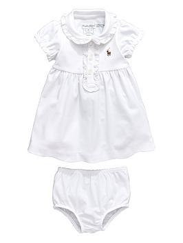 ralph-lauren-baby-girls-polo-dress-with-knickers-2-piece