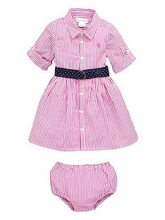 ralph-lauren-baby-girls-long-sleeve-stripe-bengal-dress-and-briefs-set