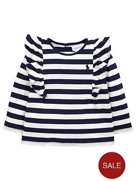 ralph-lauren-baby-girls-frill-sleeve-stripe-top