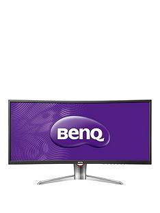 benq-xr3501-35-inchnbsp2560-x-1080-va-curved-144hz-gaming-widescreen-led-monitor-black