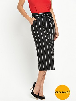 v-by-very-paperbag-waist-pencil-skirt