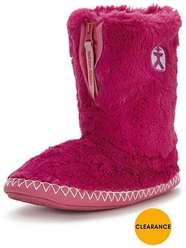 bedroom-athletics-marilyn-slipper-boot-hot-pink
