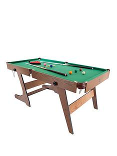 6ft-folding-snooker-and-pool-table