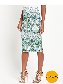 river-island-floral-print-pencil-skirt