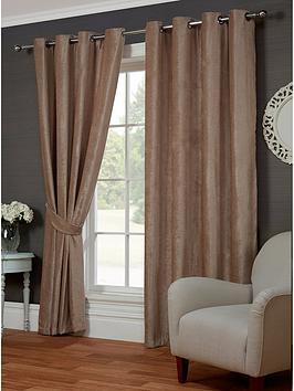 luxury-chenille-eyelet-curtains