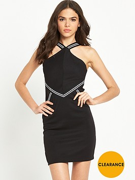river-island-trim-bodycon-dress