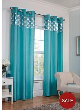 astoria-faux-silk-eyelet-curtains