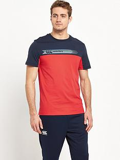 canterbury-vapodri-mesh-panel-t-shirt