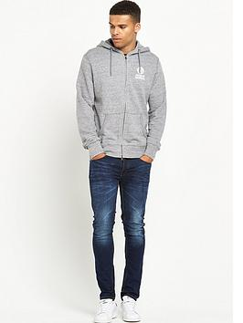 franklin-marshall-zip-through-hoody