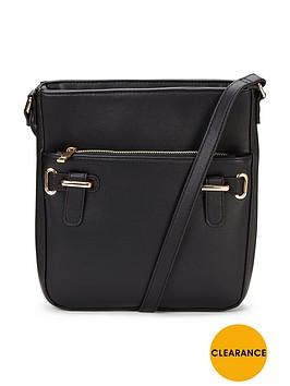 v-by-very-tab-detail-crossbody-bag-black
