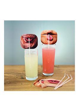 face-straws