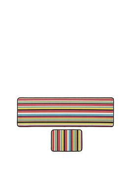 bright-stripe-runner-and-doormat-set-multi