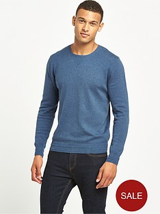 peter-werth-marl-crew-neck-jumper