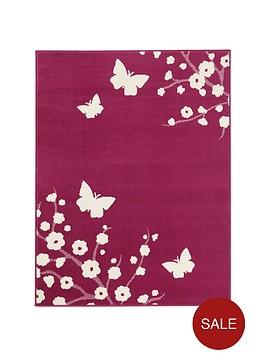 flower-butterfly-rug