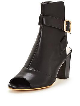 glamorous-peeptoe-bucke-ankle-boot