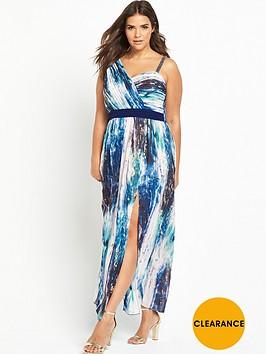 little-mistress-curve-curve-printed-maxi-dress